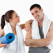 Правильное питание - залог успеха в тренажёрном зале