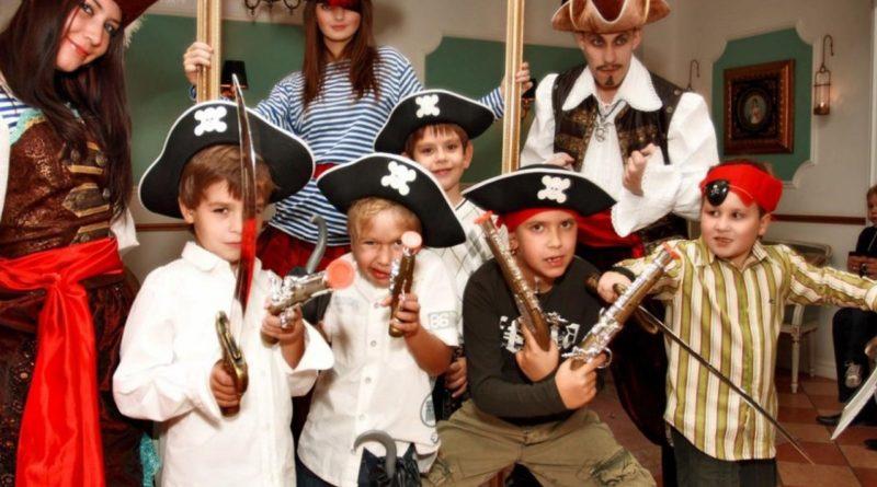 Как организовать детскую тематическую вечеринку?