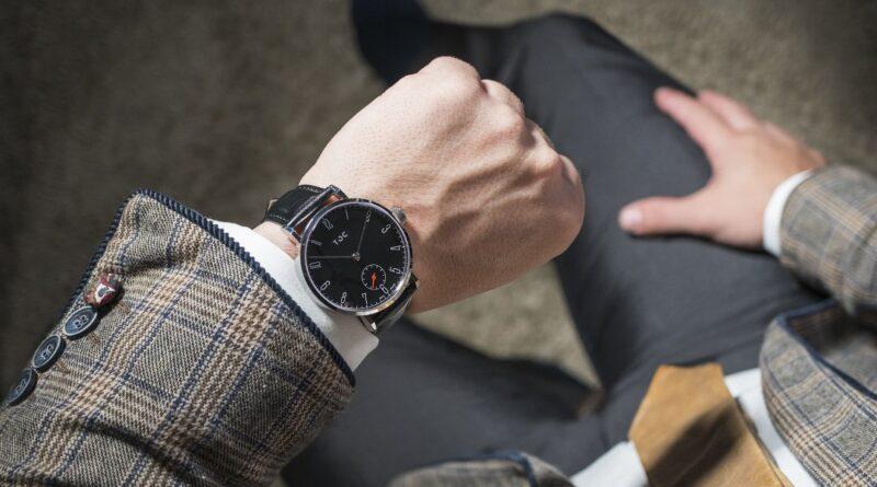 Наручные часы или точное время всегда с собой