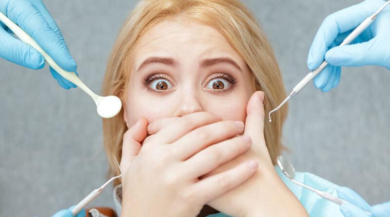 Как избавиться от страха перед походом к стоматологу?