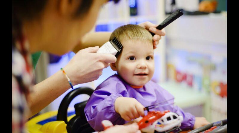 Где лучше всего постричь ребёнка по последнему слову моды?