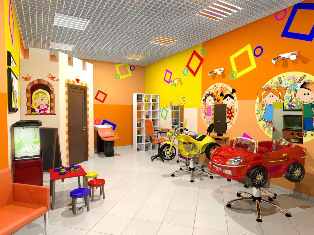 Все преимущества главной детской парикмахерской Киева