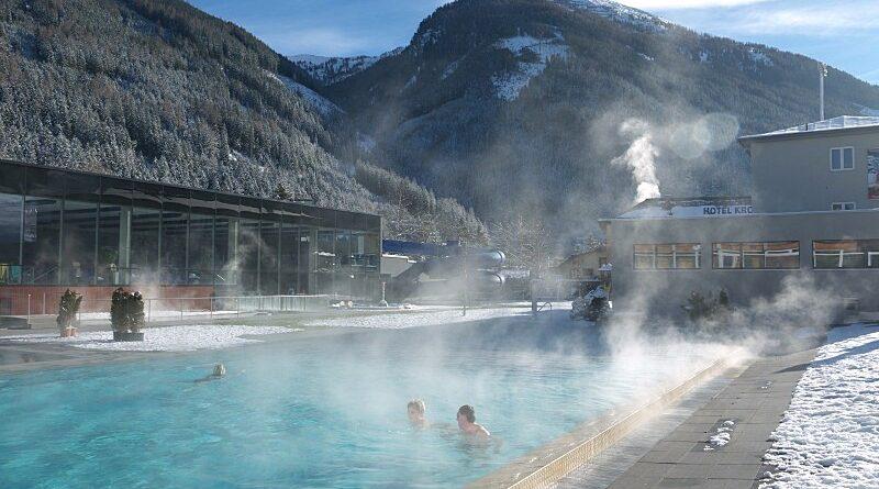 Использование вод термальных источников