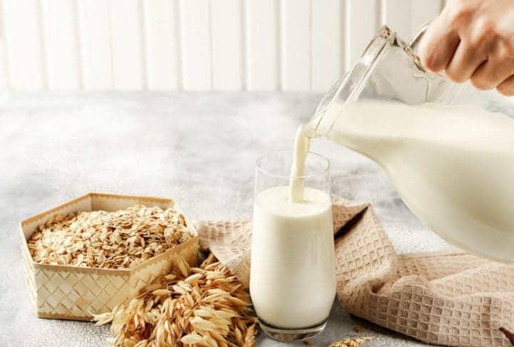 Удивительные свойства растительного молока
