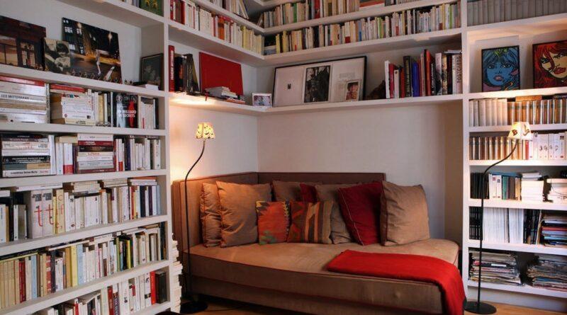 Обустраиваем удобное место дял чтения